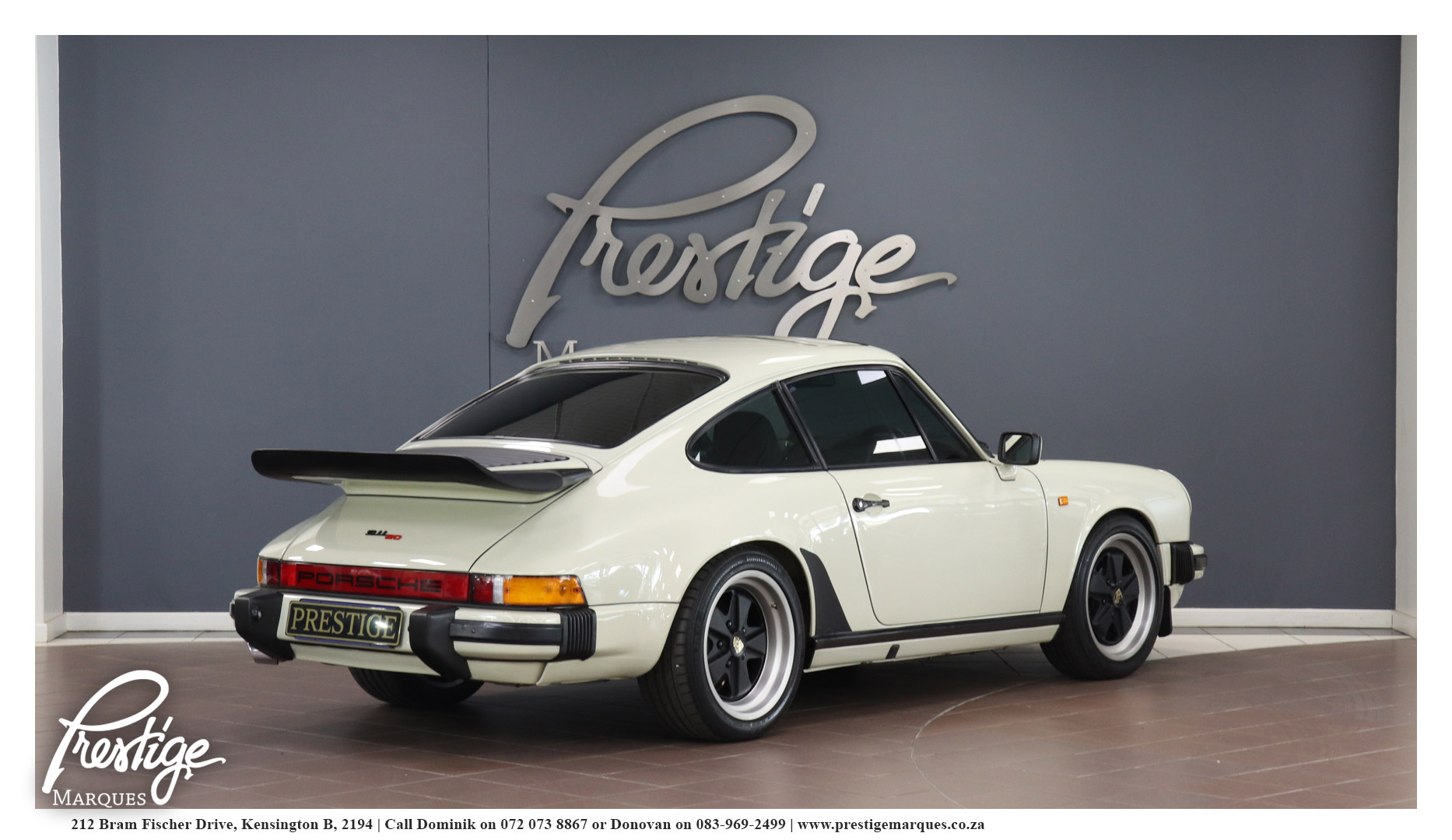 1982-Porsche-911-Carrera-20-Year-Anniversary-Tribute-Build-Prestige-Marques-Randburg-Sandton-3