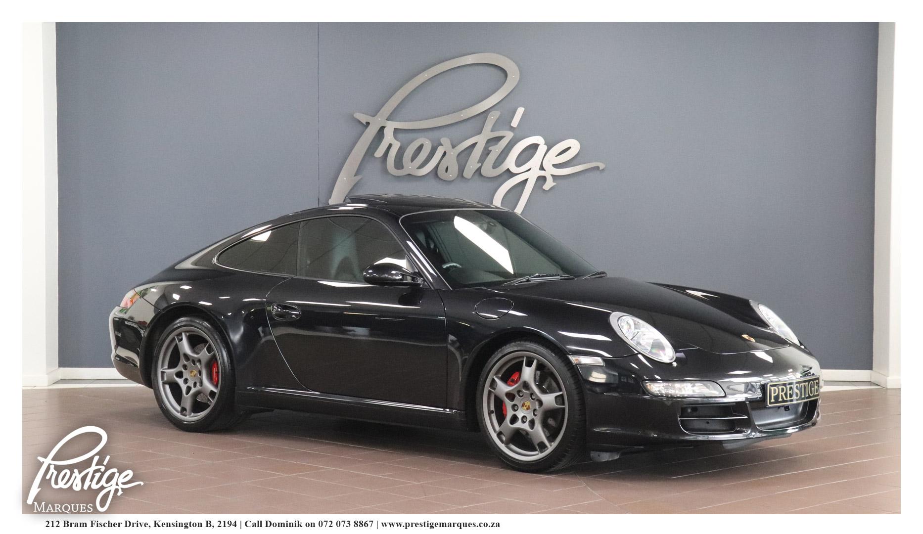 2006-Porsche-911-997-Carrera-S-Manual-Prestige-Marques-Randburg-Sandton-1