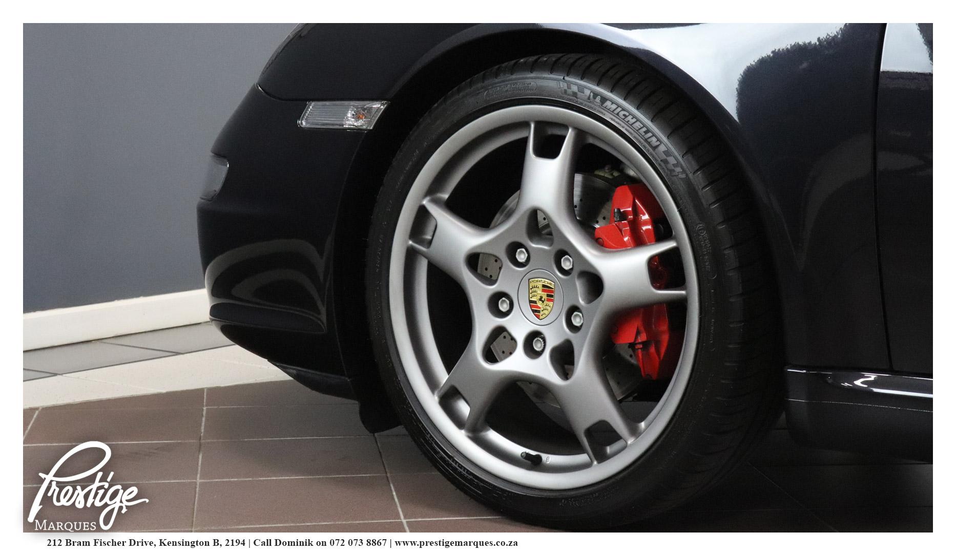 2006-Porsche-911-997-Carrera-S-Manual-Prestige-Marques-Randburg-Sandton-11