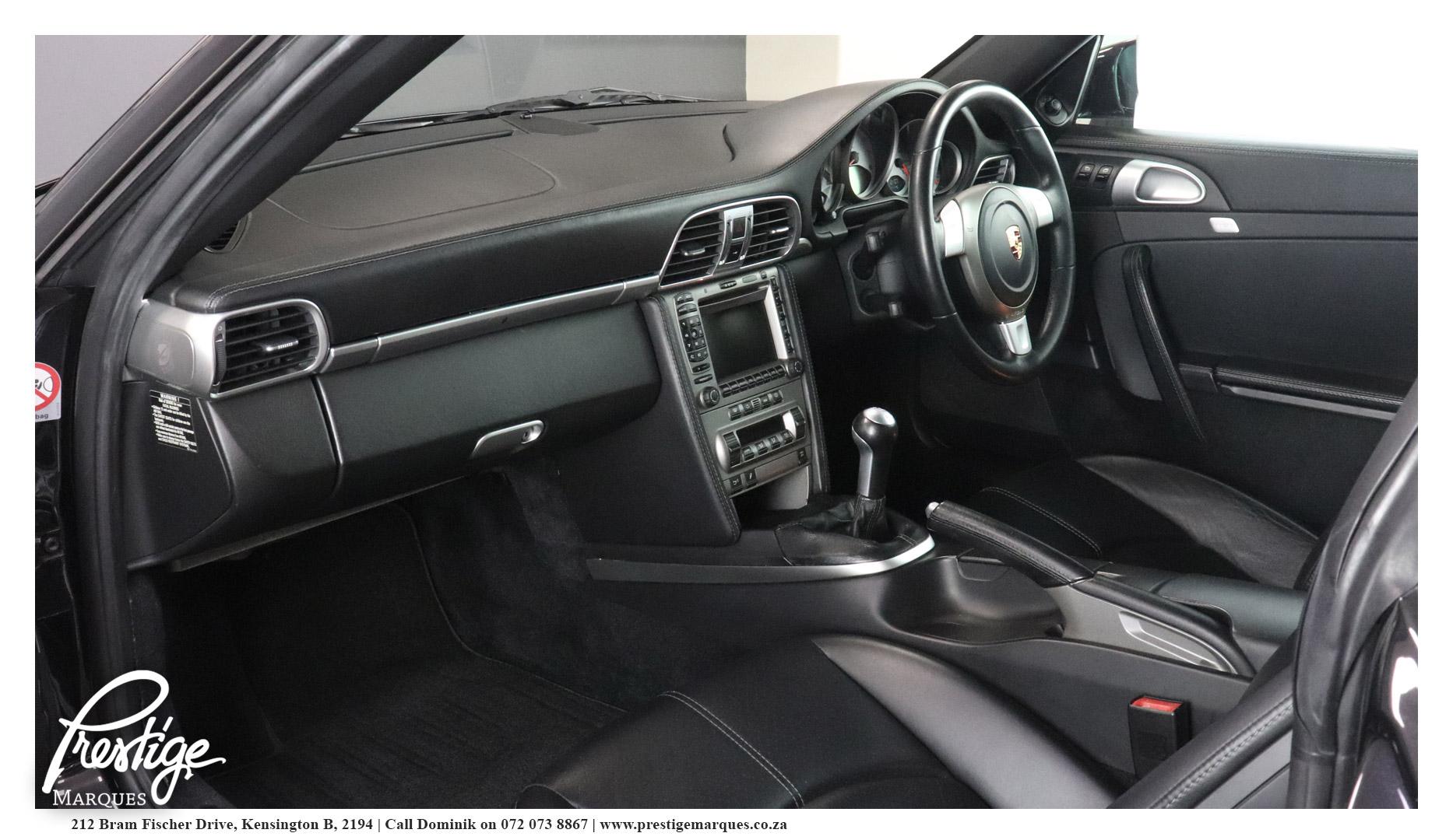 2006-Porsche-911-997-Carrera-S-Manual-Prestige-Marques-Randburg-Sandton-14