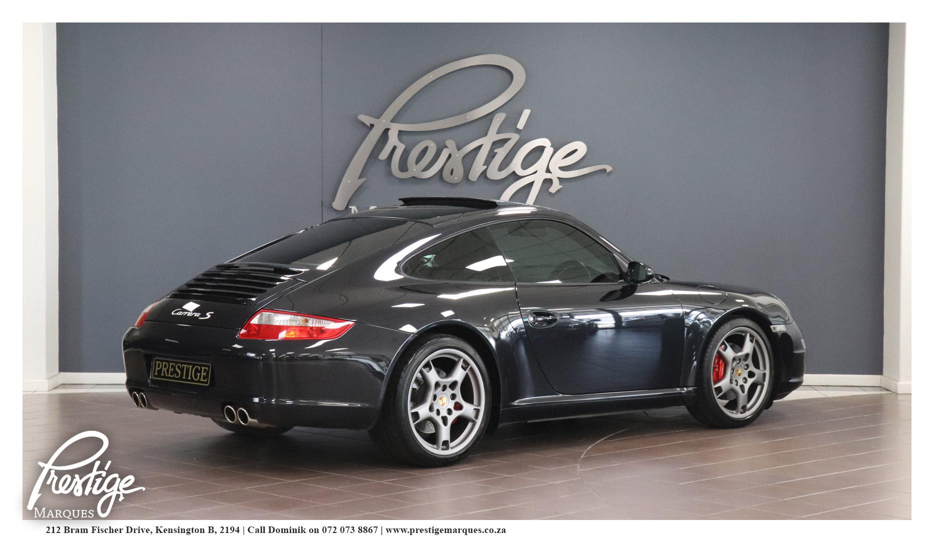 2006-Porsche-911-997-Carrera-S-Manual-Prestige-Marques-Randburg-Sandton-4