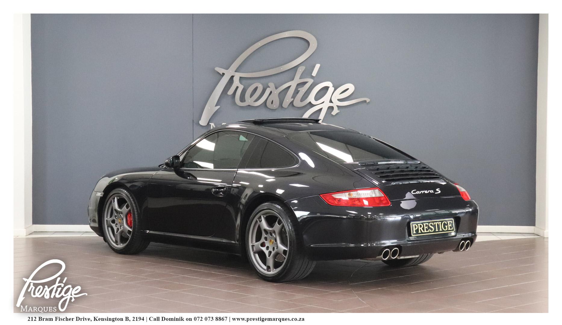 2006-Porsche-911-997-Carrera-S-Manual-Prestige-Marques-Randburg-Sandton-6