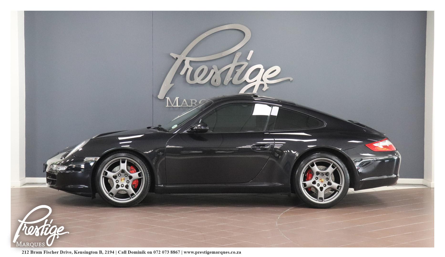 2006-Porsche-911-997-Carrera-S-Manual-Prestige-Marques-Randburg-Sandton-7