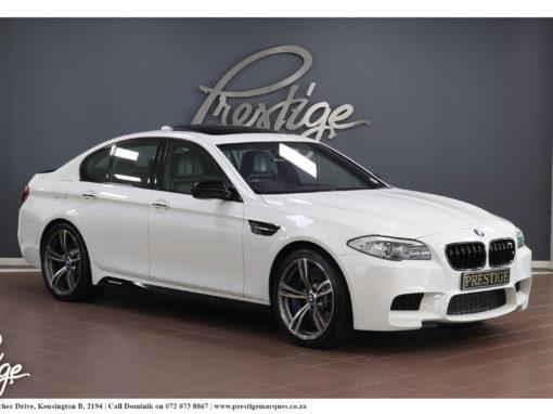 BMW M5 (F10) M-DCT
