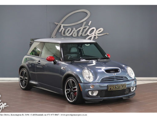 Mini Cooper S GP John Cooper Works