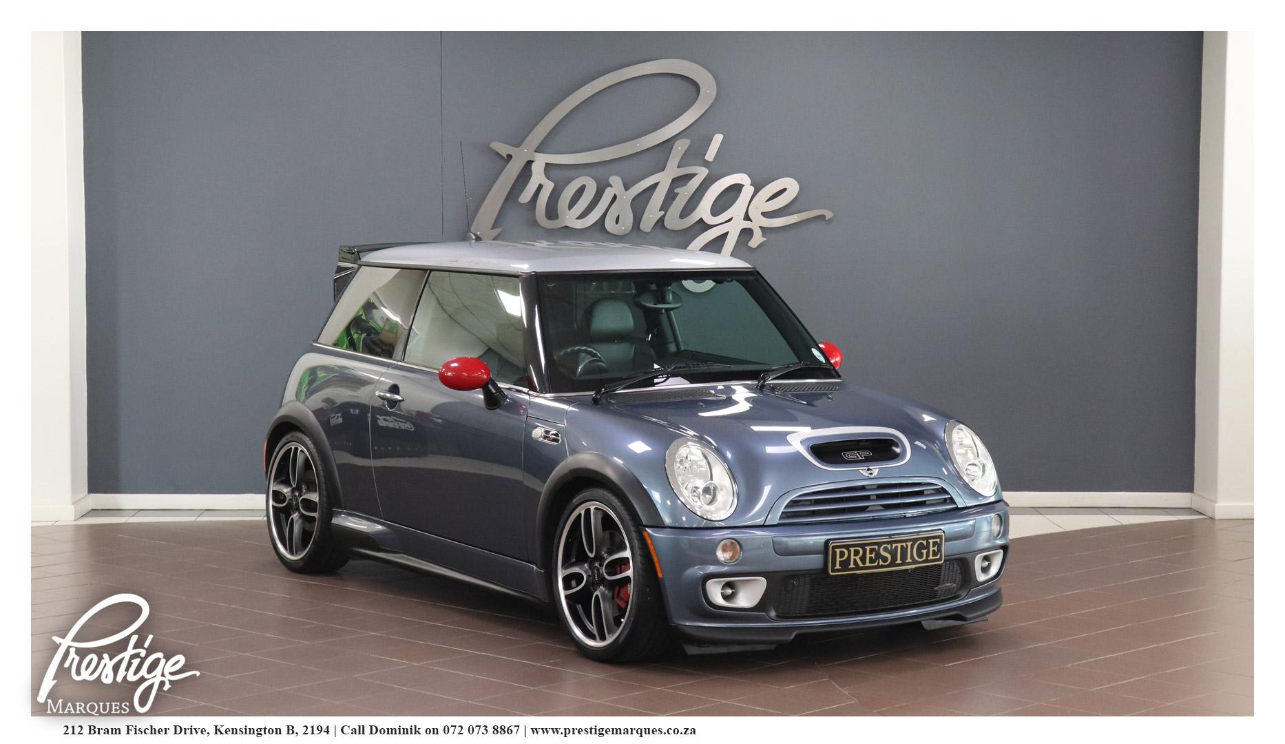 2006-Mini-Cooper-S-GP-Johon-Cooper-Works- Prestige-Marques-Randburg-Sandton-1