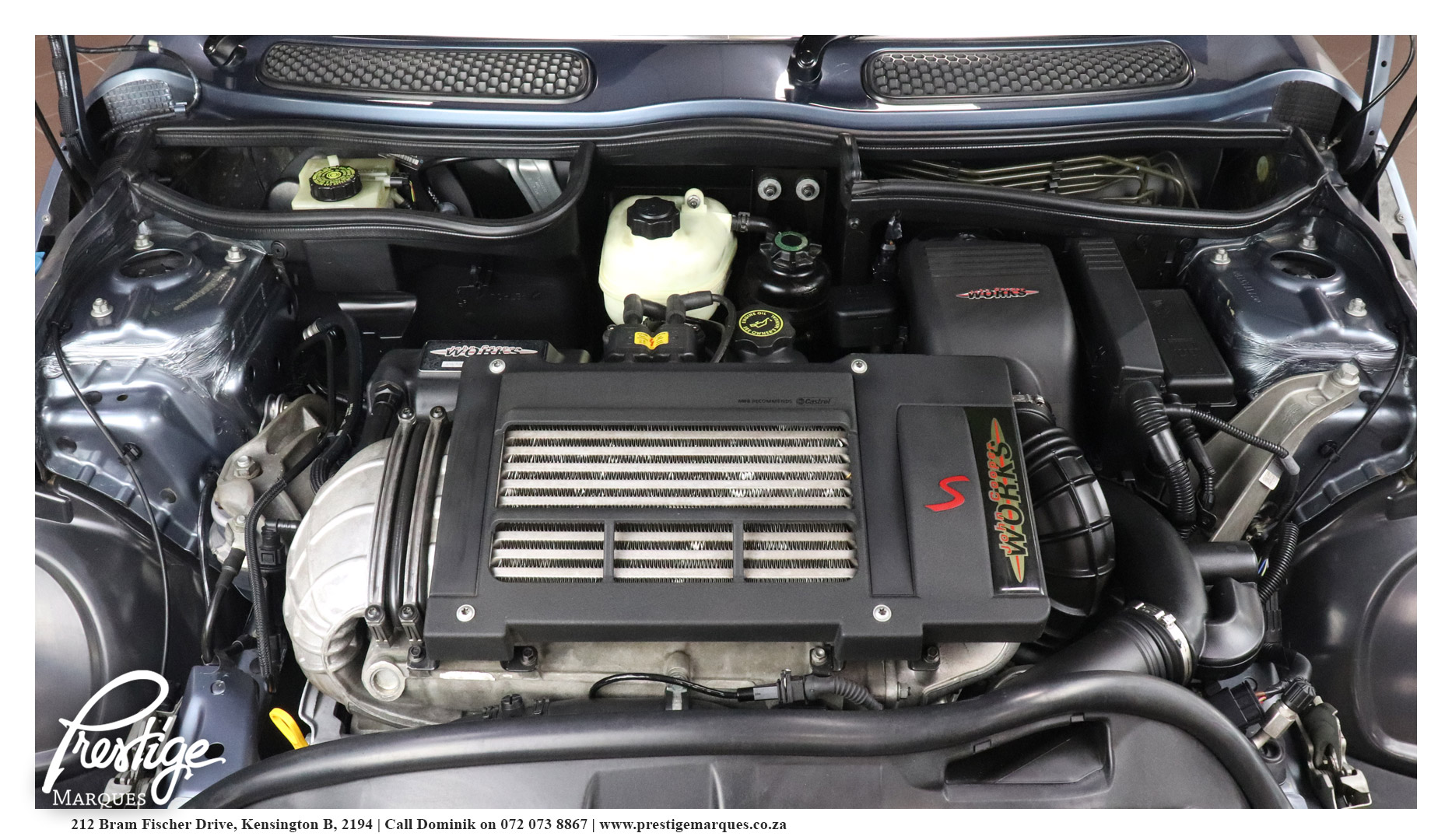 2006-Mini-Cooper-S-GP-Johon-Cooper-Works- Prestige-Marques-Randburg-Sandton-12