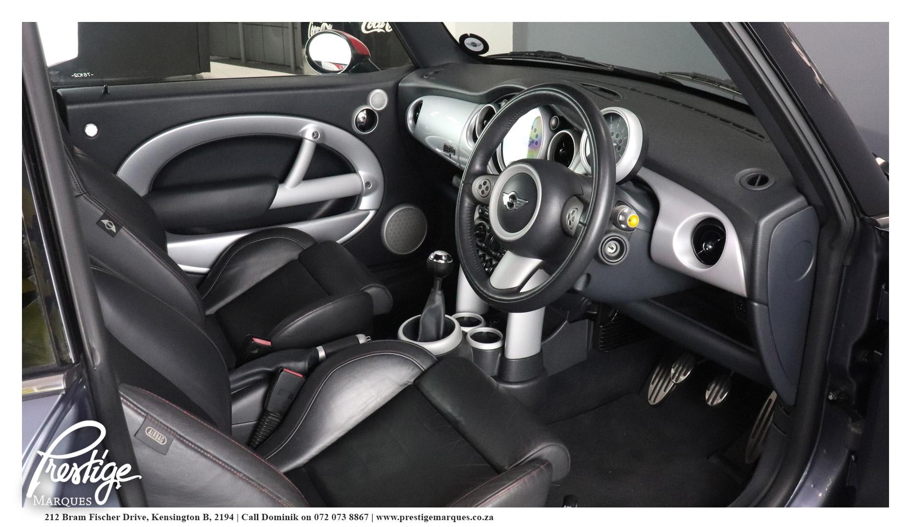 2006-Mini-Cooper-S-GP-Johon-Cooper-Works- Prestige-Marques-Randburg-Sandton-17