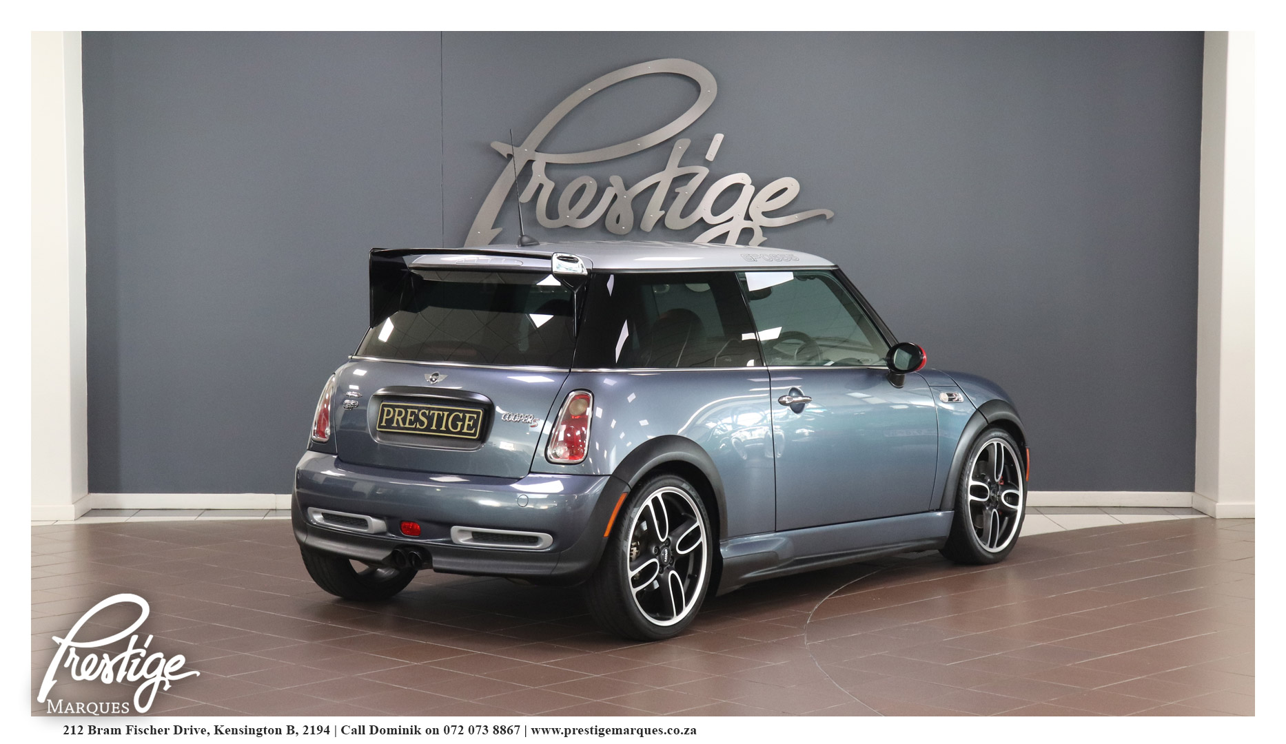 2006-Mini-Cooper-S-GP-Johon-Cooper-Works- Prestige-Marques-Randburg-Sandton-4