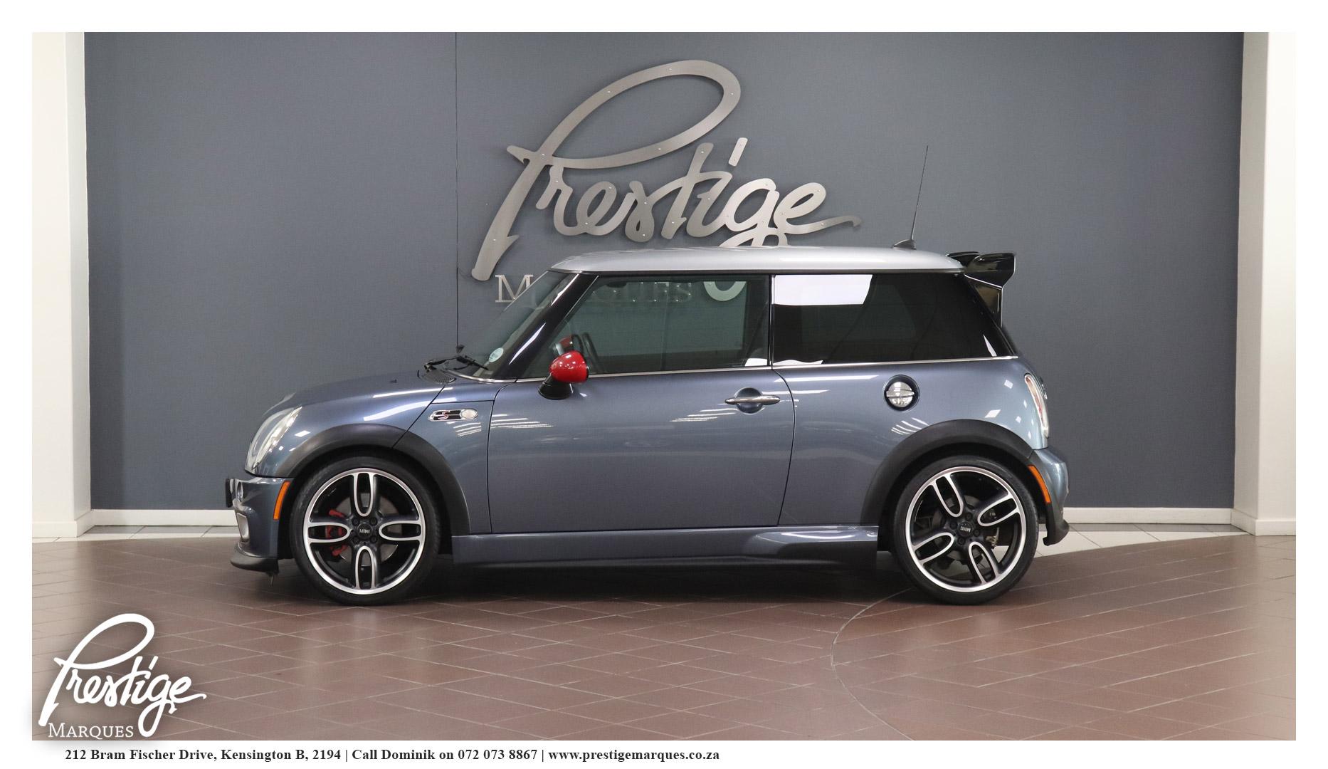 2006-Mini-Cooper-S-GP-Johon-Cooper-Works- Prestige-Marques-Randburg-Sandton-7