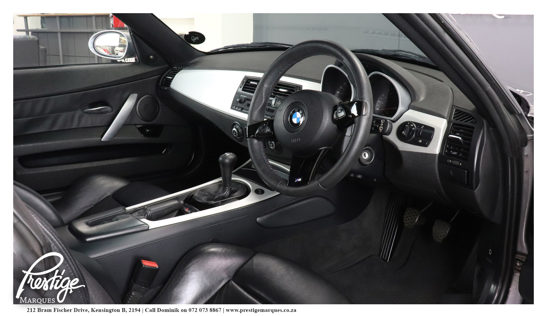 2007-BMW-Z4-M-Coupe-Manual-Prestige-Marques-Randburg-Sandton-11