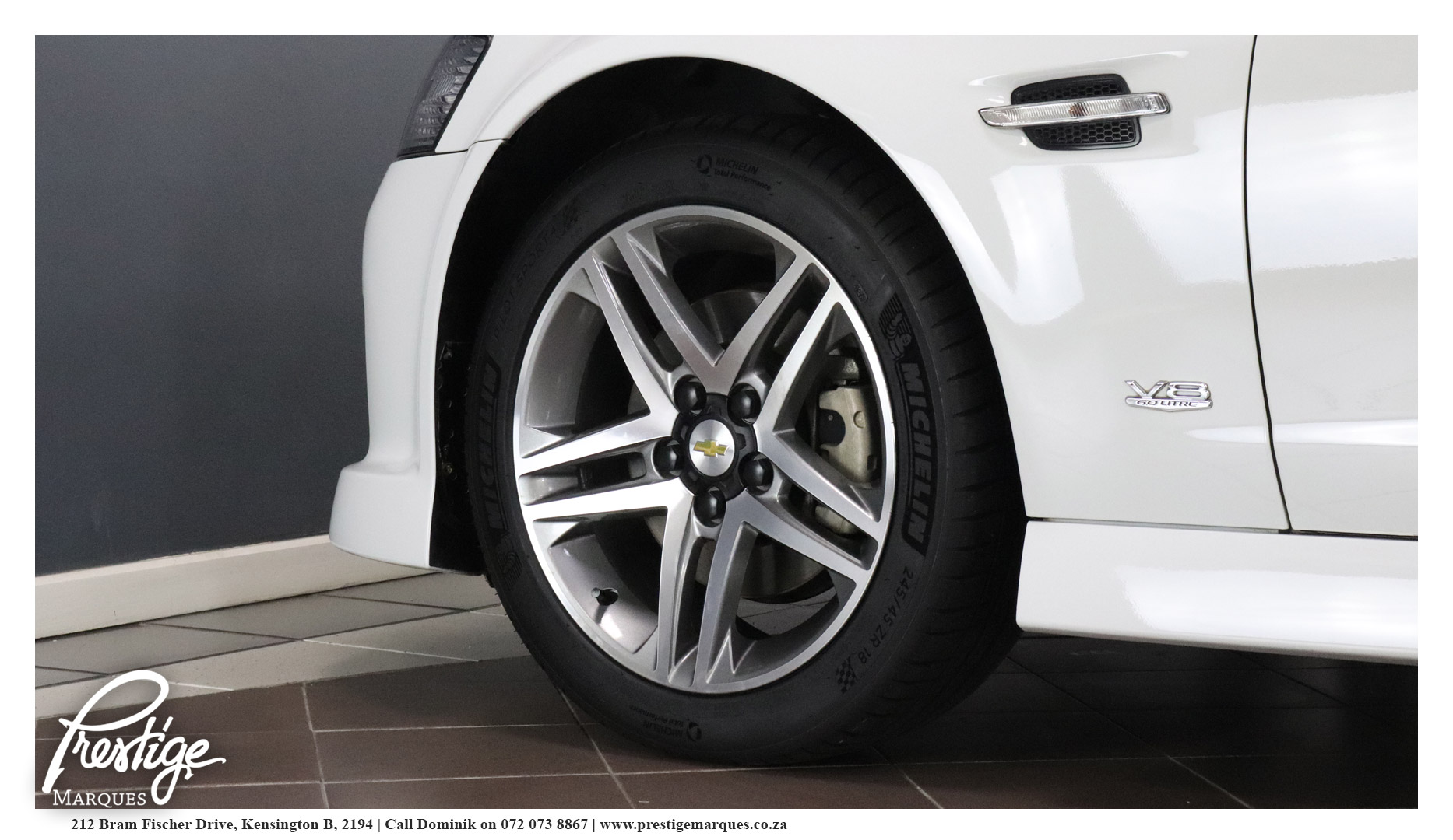 2008-Chevrolet-Lumina-SS-5.4-Manual-Prestige-Marques-Randburg-Sandton-12
