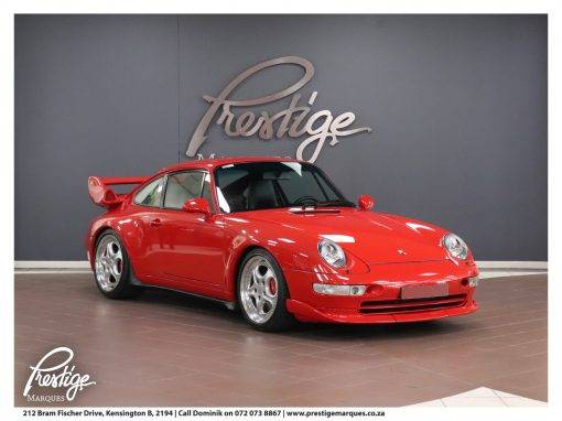 Porsche 911 (993) Carrera RS Recreation