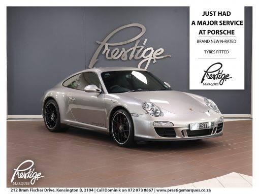 Porsche 911 GTS PDK
