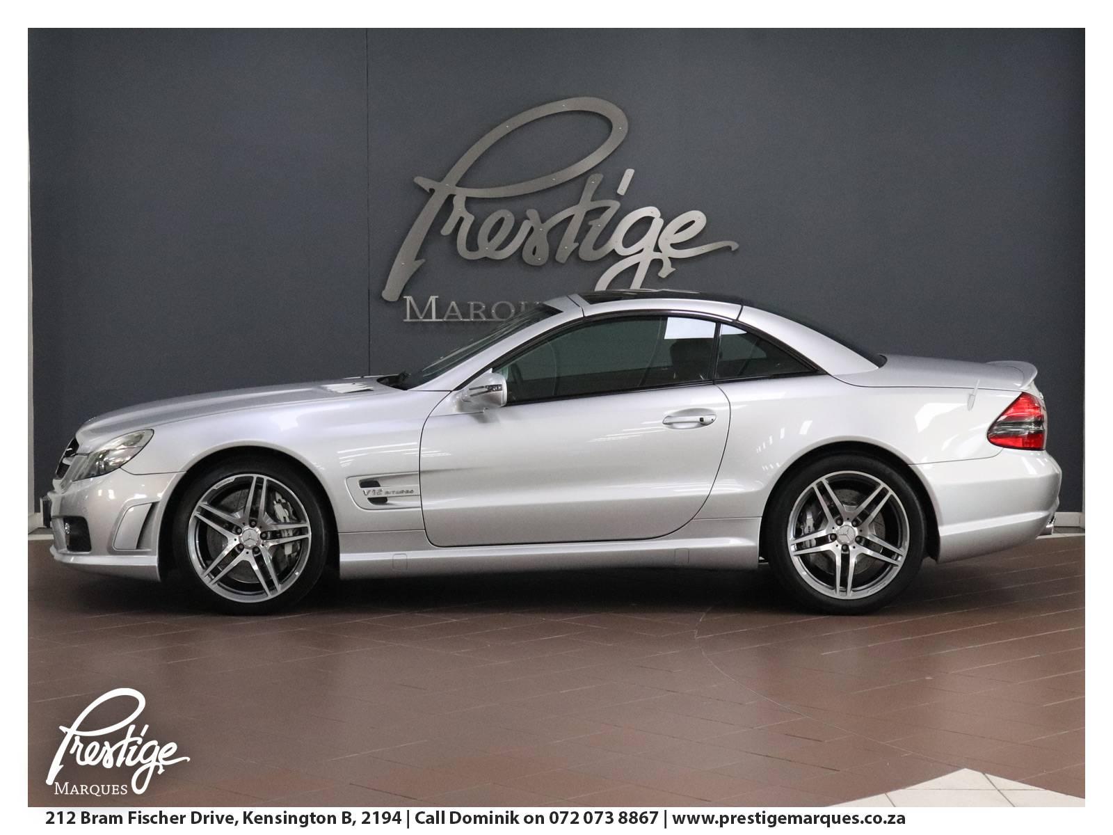 2008-Mercedes Benz-SL Cab-Silver-Prestige-Marques-Randburg-Sandton-12