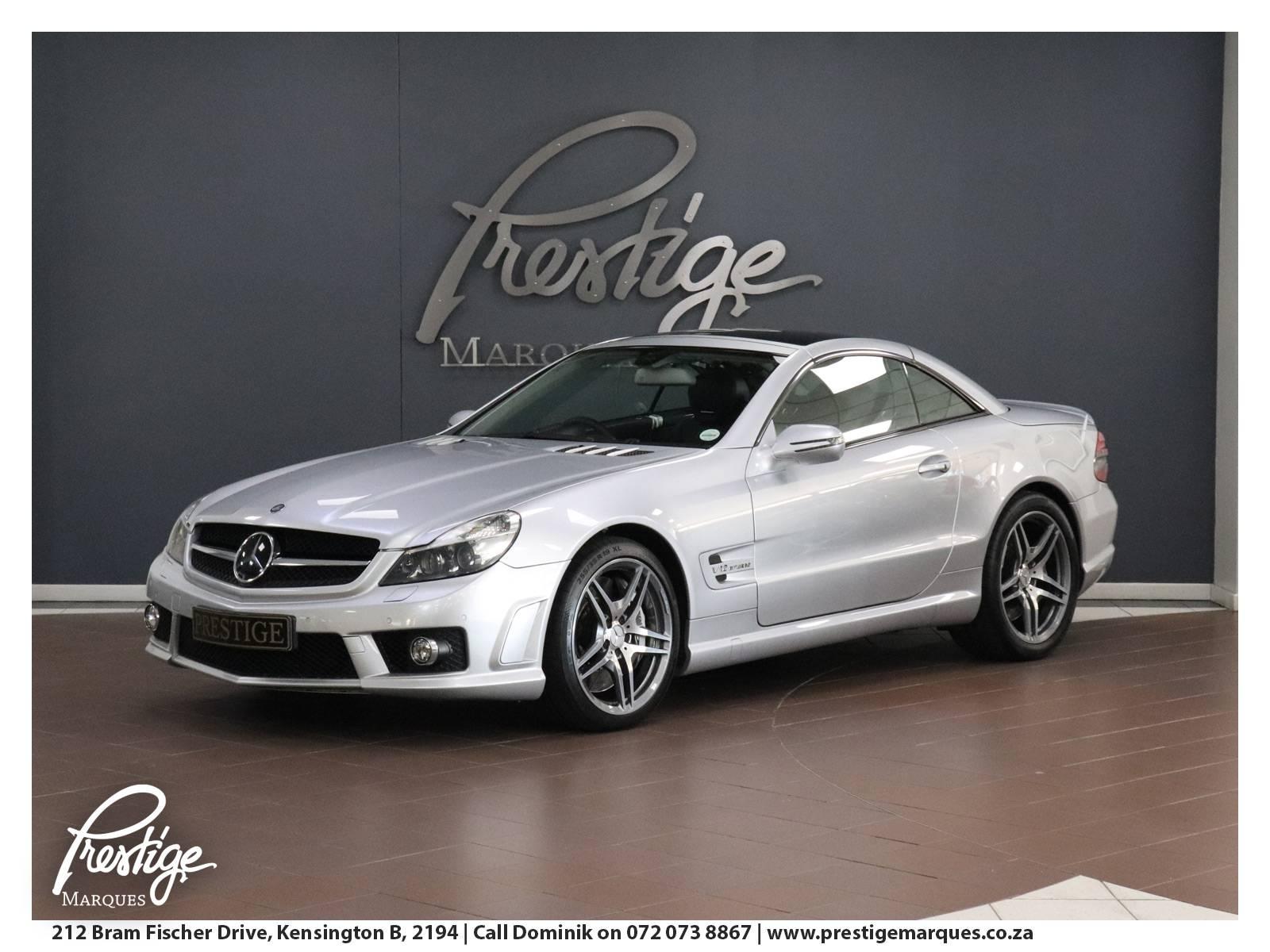 2008-Mercedes Benz-SL Cab-Silver-Prestige-Marques-Randburg-Sandton-13