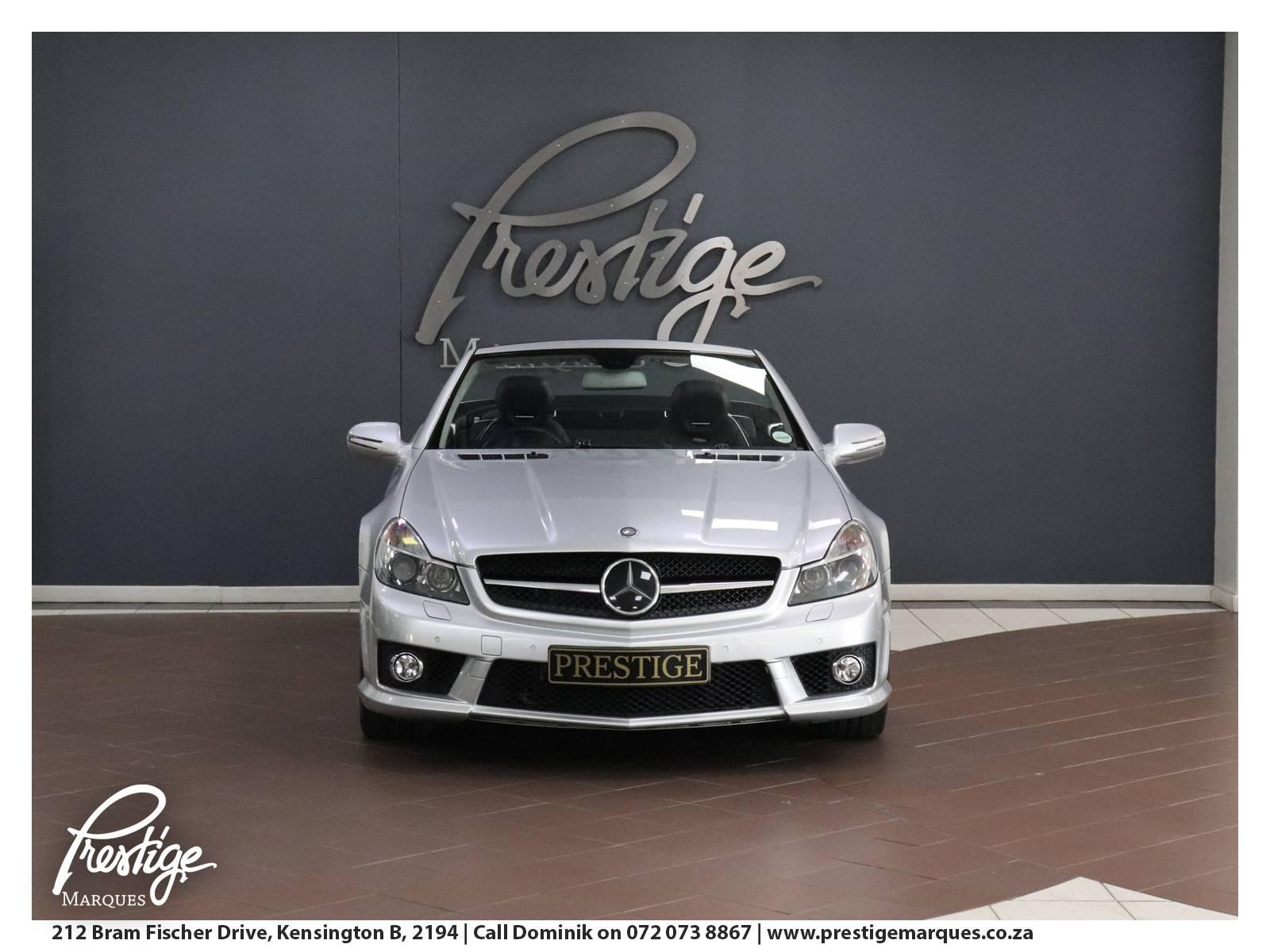 2008-Mercedes Benz-SL Cab-Silver-Prestige-Marques-Randburg-Sandton-15
