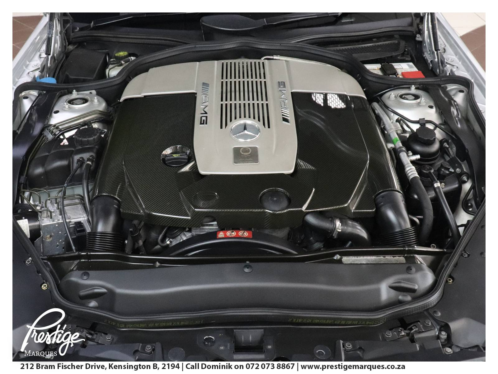 2008-Mercedes Benz-SL Cab-Silver-Prestige-Marques-Randburg-Sandton-16