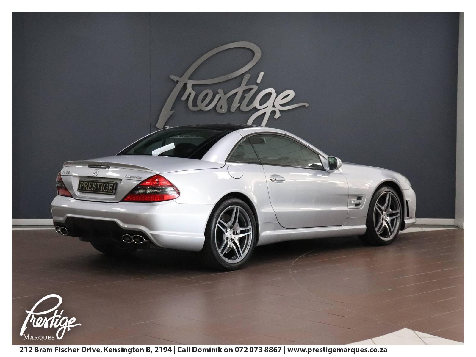 2008-Mercedes Benz-SL Cab-Silver-Prestige-Marques-Randburg-Sandton-7
