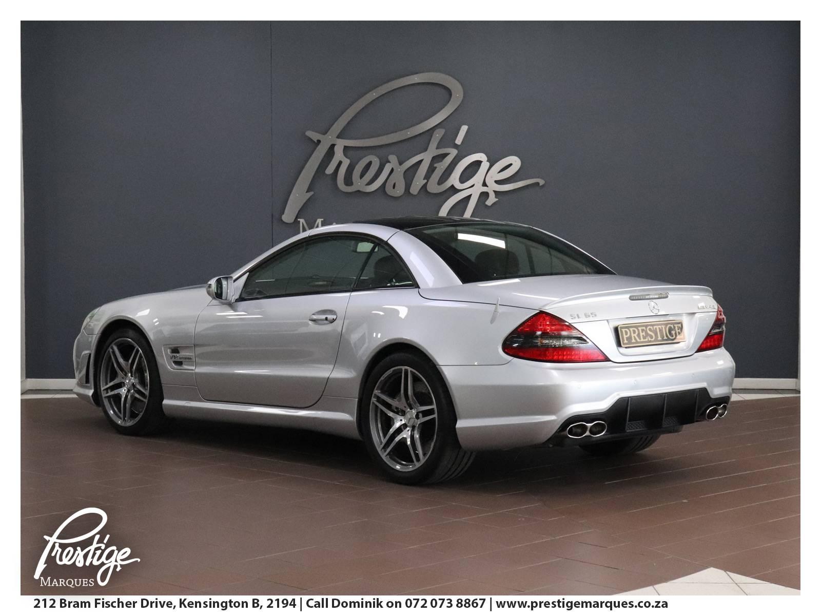 2008-Mercedes Benz-SL Cab-Silver-Prestige-Marques-Randburg-Sandton-9