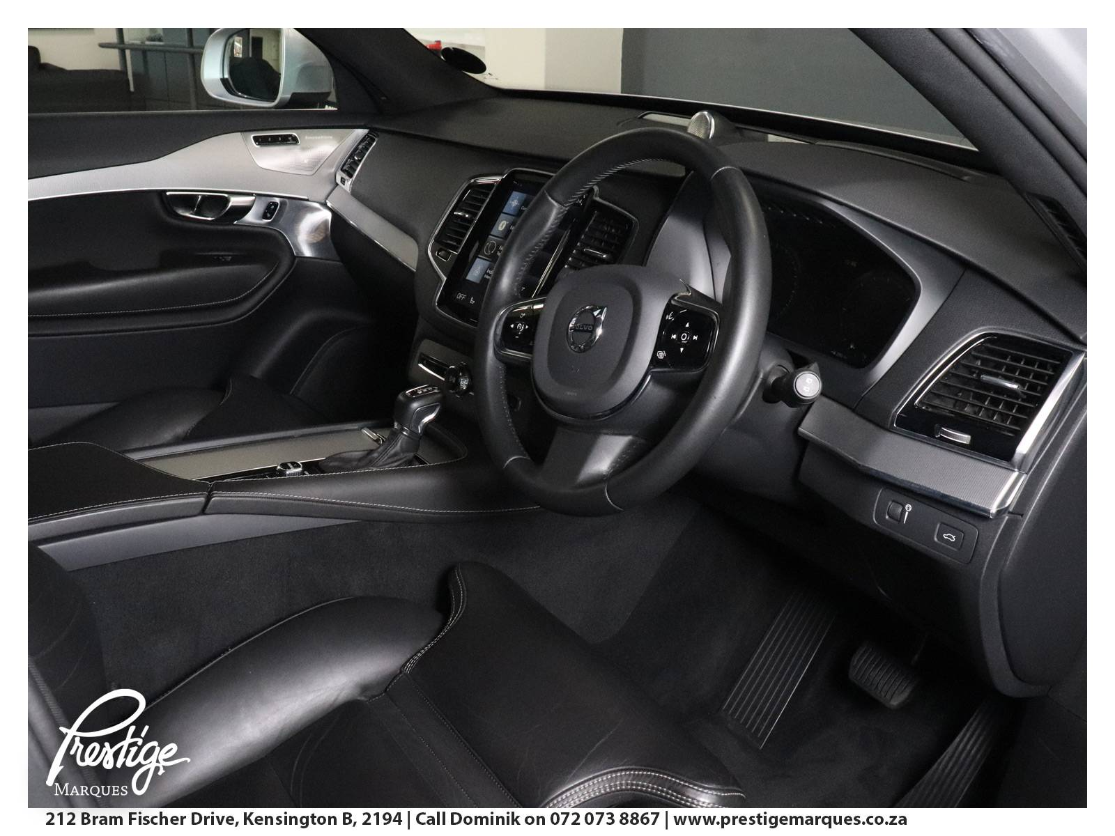 Volvo-XC90-D5-Inscription-Prestige-Marques-Randburg-Sandton-10