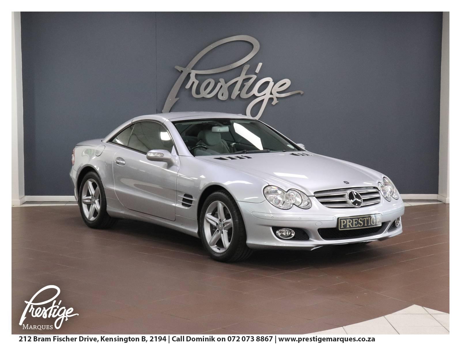 2007-Mercedes-benz-sl500-203-facelift-Prestige-Marques-Randburg-Sandton-1