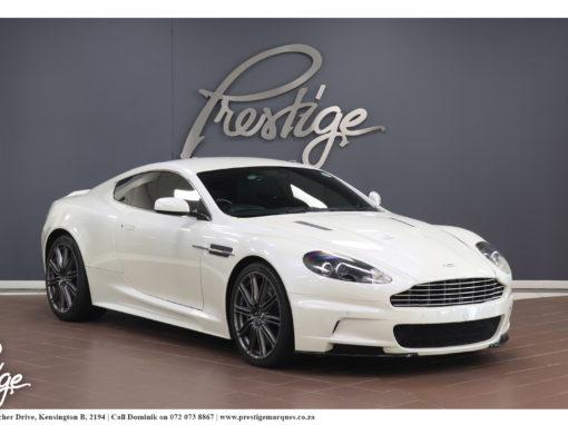 Aston Martin DBS Coupe (Auto)