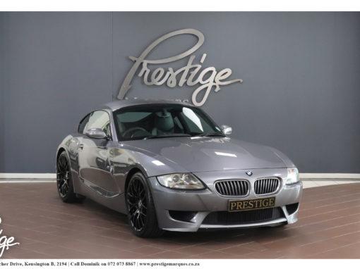 BMW Z4 M COUPE MANUAL