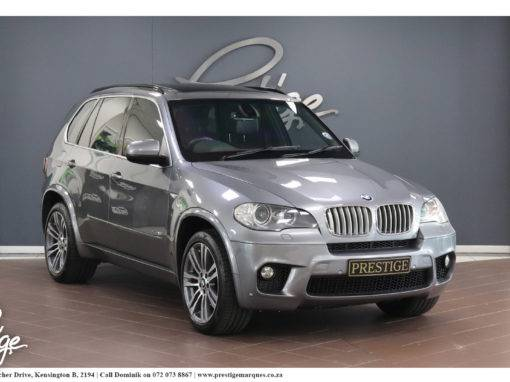 BMW X5 xDrive50i M-Sport
