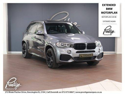 BMW X5 xDRIVE30d M-Sport Auto