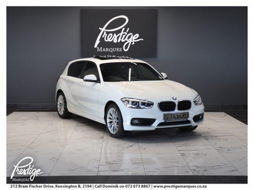 BMW 1 Series 120i 5-Door M Sport Auto