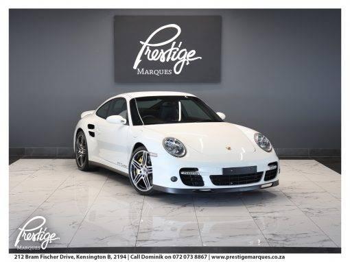 Porsche 911 Turbo (997.1) Turbo Manual