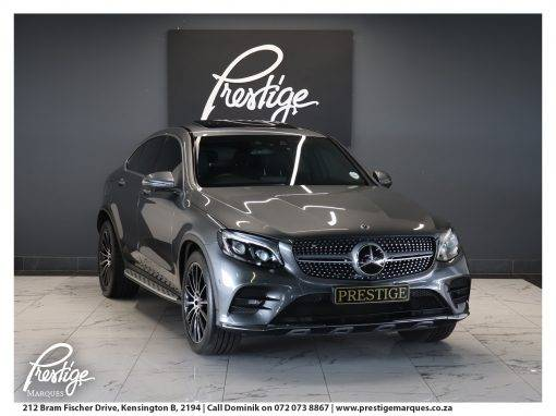 Mercedes-Benz GLC 220d Coupe