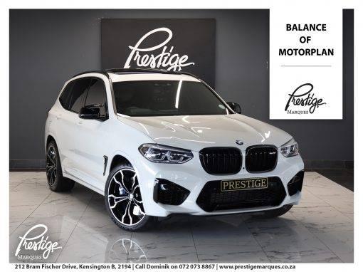 BMW X3 M Competition SAV (Auto)