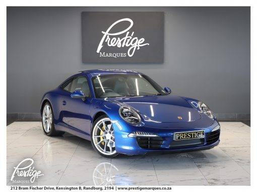 Porsche 911 991.1 Carrera S PDK