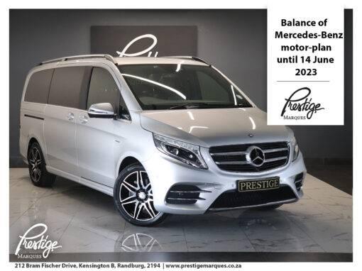 Mercedes-Benz V-Class V250 BlueTec Avantgarde