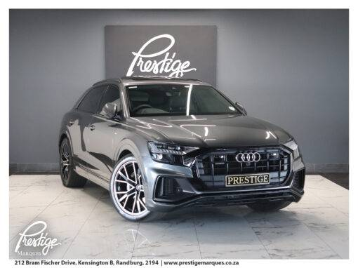 Audi Q8 55 TFSI Quattro Auto