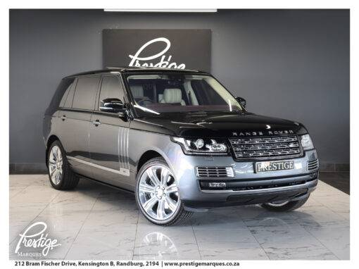 Land Rover Range Rover L SV Autobiography Supercharged
